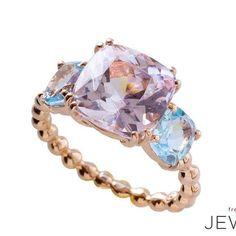 8 Likes, 2 Comments - Jewellery Brand Bespoke Jewellery, Latest Jewellery, Jewelry Branding, Cocktail Rings, Statement Rings, Blue Topaz, Gemstone Jewelry, Handmade Jewelry, Rose Gold