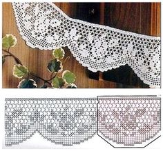 bildergebnis f r crochet pattern motivos fileth keltr ume pinterest h kelmuster suche und. Black Bedroom Furniture Sets. Home Design Ideas