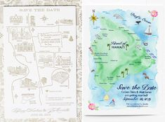 10 Unconventional Save the Date Ideas