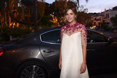 Elisabetta Pellini Pictures - Maserati Arrivals at Ischia Global Fest: Day 4 - Zimbio