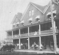 Iroquois Hotel, Tupper Lake, NY    http://cdm16694.contentdm.oclc.org/cdm/ref/collection/tupper/id/160