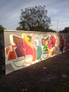 Graff graffiti streetart colors