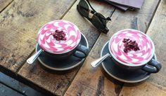 It's UK Coffee Week and oh my, do us Londoners love a good cup of the strong stuff. But it's the latte art, coloured coffee and strange powders that have taken London's coffee sce…