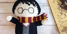 Ragdoll Harry Potter Free Crochet Pattern • Spin a Yarn Crochet
