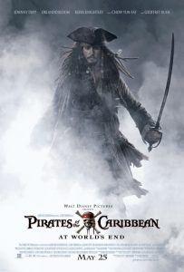Karayip Korsanları 3 : Dünyanın Sonu 2007 1080p Tr altyazılı Türkçe dublaj Aksiyon Fantastik Macera Tek part donmadan Full Hd film izle Filmslab Film önerileri,tavsiyeleri  Karayip Korsanları 3 serisinin Jack Sparrow kaptanımızın film serisinin 3 bölümü olan bu filmde ; Kaptanımız mecburiyetten Barbossa ile ittifak kurar ve farklı bir maceraya atılırlar, Filmslab.co ekibi olarak Karayip Korsanları 3 dünyanın sonu izleyicilerine iyi seyirler dileriz.