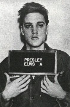 Elvis. I had a student teacher in high school who was deployed with Elvis and said he did more pull-ups than he did and knew he was a stand up guy. I loved that story.