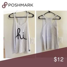 in4mation great tank Tops Tank Tops