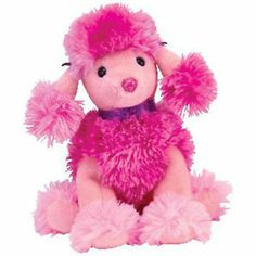 Beanie Baby Ooh-La-La The Pink Poodle Dog,,Christmas Day Products,Gifts Products Kids Toy Store, New Kids Toys, Ty Beanie, Beanie Babies, Pink Poodle, Buy Toys, Toy Sale, Christmas Dog, Favorite Color