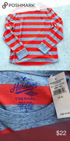 🔶Reduced🔶 Men's NWT AE Thermal Shirt Men's NWT AE Thermal Shirt American Eagle Outfitters Shirts