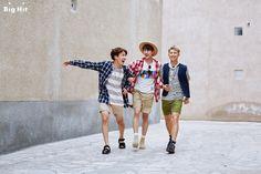 J-Hope, Jin, Rap Monster