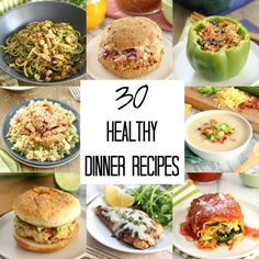 Healthy Dinner Recipes Eat Drink Love recipes-recipes for dinner easy-recipes for dinner-recipes with ground beef-recipes with chicken-recipes easy-recipes for dinner healthy-recipes with rotisserie chicken Midweek Meals, Easy Meals, Healthy Dinner Recipes, Vegetarian Recipes, Easy Recipes, Healthy Food, Slow Cooker Chicken Stroganoff, Cheese Stuffed Shells, Side Salad