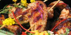 I gotta try this :) From  http://www.asianfoodchannel.com/recipe/3756-thai-bbq-chicken/