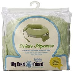 My Brest Friend Deluxe Slipcover, Green - http://www.darrenblogs.com/2016/12/my-brest-friend-deluxe-slipcover-green/