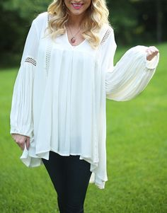 Just The Two of Us Tunic - Free People