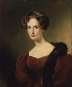 Mrs. Joseph Rotch (Anne Smith) 1831  by Thomas Sully  Museum of Fine Arts Boston