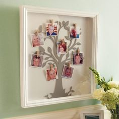 Roots & Wings Family Tree - Our Stone Abbeville Hallway - Create the Look - gltc.co.uk