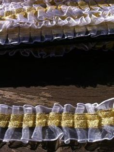 3 yards of  GOLD trim 4 B4 by KARLAS001 on Etsy, $4.29