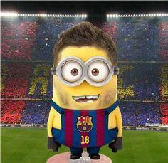 Lionel Messi Minion