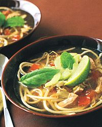Vietnamese Pork-and-Noodle Soup Recipe on Food & Wine