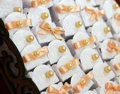 Caneca de Leite: DIY - Faça você mesmo forminha de doce para casamento FÁCIL!