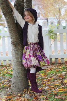 Erin's Skirt | YouCanMakeThis.com