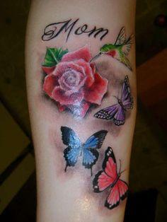 mom tattoos 10
