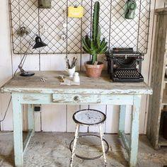 Table d'atelier « La Bruyère