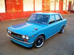 Datsun 510 - The 50 Greatest Japanese Sports Cars Classic Japanese Cars, Japanese Sports Cars, Classic Cars, Datsun 510, Retro Cars, Vintage Cars, Vintage Modern, Jdm Cars, Cars Motorcycles