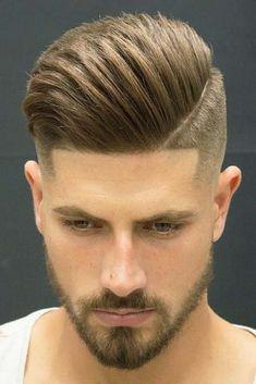 A brand new year has begun and with it comes the plethora of choice for men's haircuts to choose from. cross America and Europe, many hairstyles have made their mark last year and some of these will go on to be popular in 2018 too. Have a look at the pictures we have compiled for you and try to match your hair texture and face shape to them to know which hairstyle will suit you the best. #haircuts #menshaircuts #haircutsformen