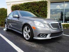 2010 Mercedes-Benz E350 #mysilva