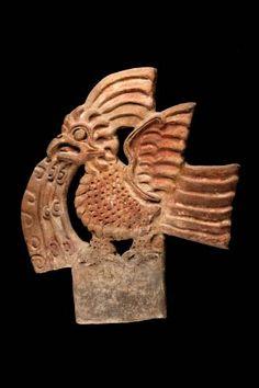 Museo Nacional de Antropología  | Almena zoomorfa Clasico (200-650 d.C.) Teotihuacan, Estado de Mexico