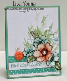 Add Ink and Stamp (with Lisa Young) - shel@shelscreativecorner.com - shelscreativecorner Mail