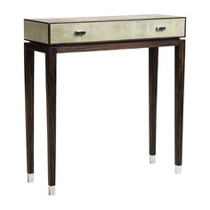 QUINN SHAGREEN CONSOLE - Console Tables - Accent Tables - Living - HD Buttercup Online – No Ordinary Furniture Store – Los Angeles & San Francisco