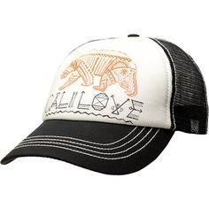 ae692f51d7b Billabong Cali Dreamz Black Trucker Hat Black Trucker Hat