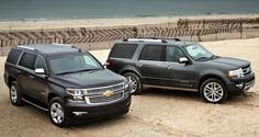 CHICAGO - Americans' strong appetite for light trucks and sport utility vehicles helped dri...