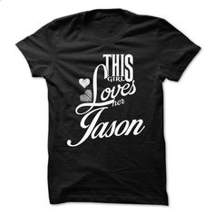 LIMITED EDITION - I Love My JASON Hoodie/Tshirt - #softball shirt #sueter sweater. ORDER NOW => https://www.sunfrog.com/Valentines/LIMITED-EDITION--I-Love-My-JASON-HoodieTshirt-43349321-Guys.html?68278