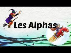 [Jeux N°1] : Jeux avec les Alphas. - YouTube