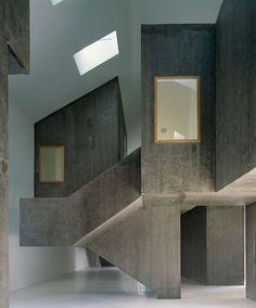 A solid interior by EMBAIXADA via morpholio