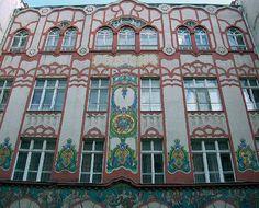 Budapest Dob utca 85.
