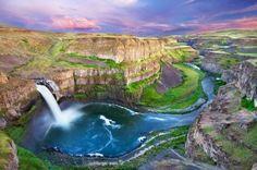 Palouse Falls - Washington, U.S.