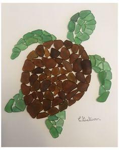 Sea Glass Mosaic, Sea Glass Beach, Sea Glass Art, Sea Glass Jewelry, Fused Glass, Stained Glass, Sea Glass Display, Blown Glass, Sea Crafts