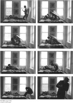 Duane Michals - The Fallen Angel An inspiration to explore the visual world