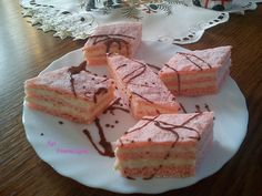 Eastern European Recipes, European Cuisine, Hungarian Recipes, Biscotti, Waffles, Food And Drink, Yummy Food, Sweets, Snacks