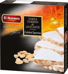 Torta de Alicante EL ROMERO Calidad Suprema 200 g x 24 unidades