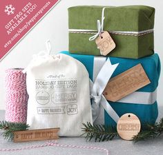 Gift Wrap  addon from peppersprouts by peppersprouts