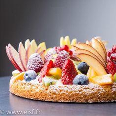 Fruit Tart. By @e_i_s_f #DessertMasters