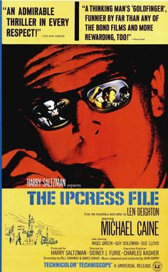 1965 - The Ipcress File