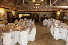 Wedding reception at the Sugar Mill Restaurant - Half Moon