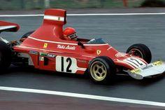 Niki Lauda Ferrari f1 74