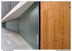 Architect: Jordi Badia Location: c/Roger de Flor 123, Granollers, Spain Project: 2003 Construction: 2006 Collaborators: Jordi Framis, Daniel Guerra,